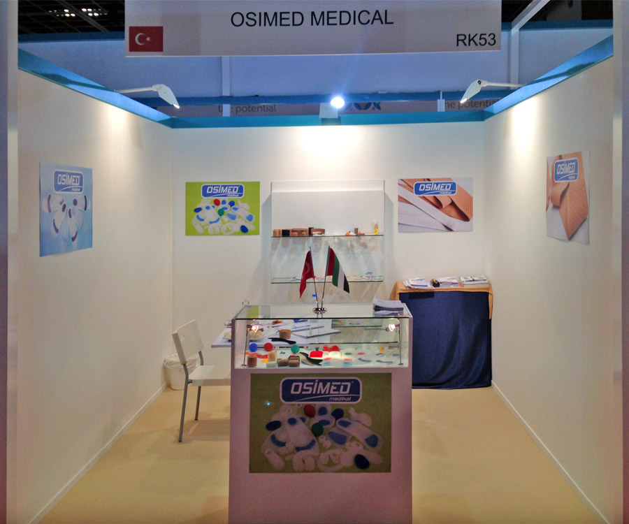 Arab Health 2016 / Dubai